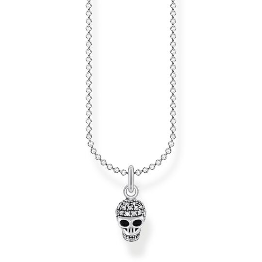 Necklace skull from the Charming Collection collection in the THOMAS SABO online store