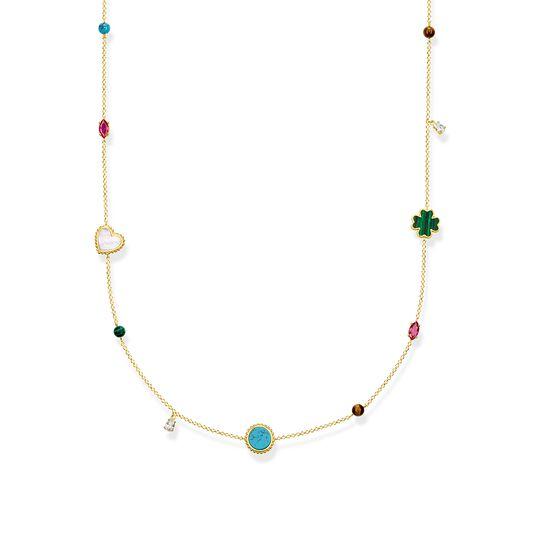 """cadena """"Riviera Colours"""" de la colección Glam & Soul en la tienda online de THOMAS SABO"""