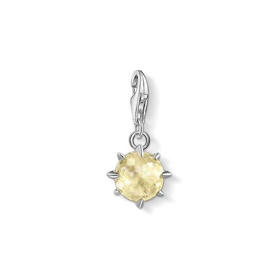 pendentif Charm pierre naissance nov. de la collection Charm Club dans la boutique en ligne de THOMAS SABO