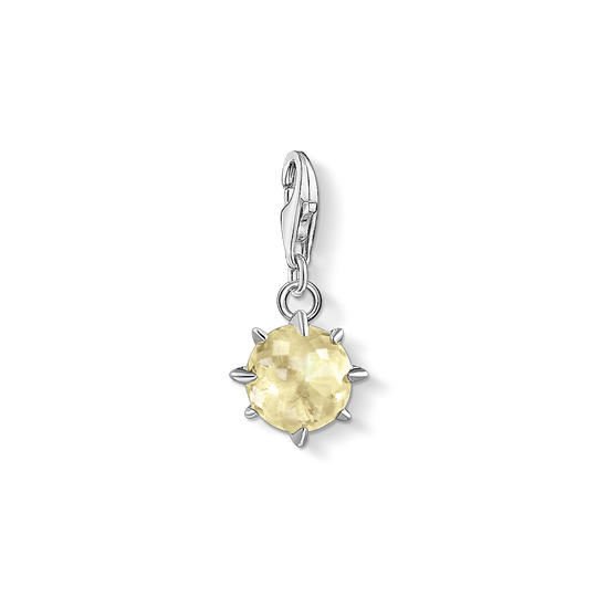 Charm pendant birth stone November from the Charm Club collection in the THOMAS SABO online store