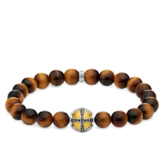 bracelet Cross gold from the Glam & Soul collection in the THOMAS SABO online store