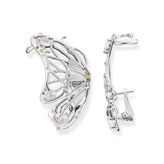 Ear Clip butterfly silver from the Glam & Soul collection in the THOMAS SABO online store