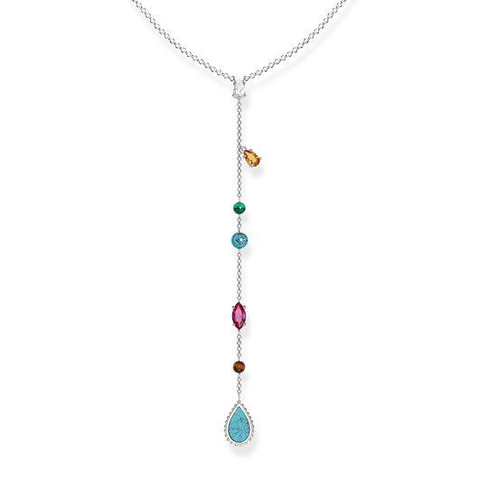 chaîne Riviera Colours de la collection Glam & Soul dans la boutique en ligne de THOMAS SABO