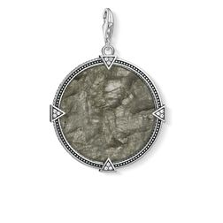 """Charm pendant """"Vintage coin play of colour """" from the  collection in the THOMAS SABO online store"""