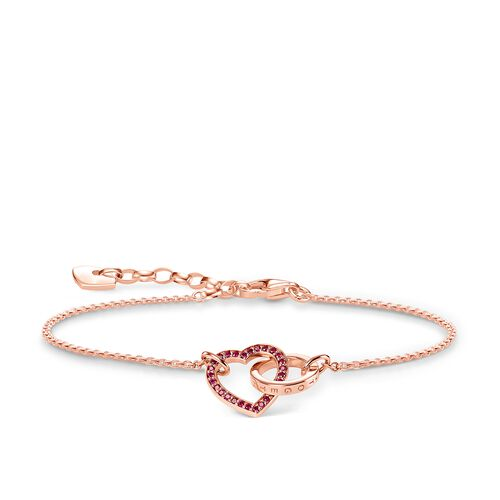 """bracelet """"TOGETHER Heart"""" from the Glam & Soul collection in the THOMAS SABO online store"""