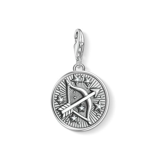 Charm pendant zodiac sign Sagittarius from the Charm Club collection in the THOMAS SABO online store