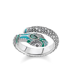 """ring """"snake"""" from the Glam & Soul collection in the THOMAS SABO online store"""