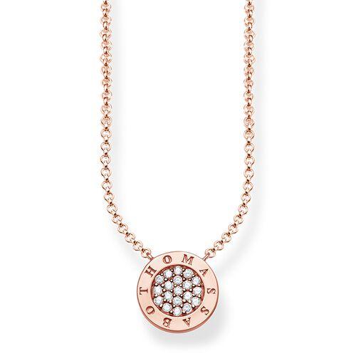 """collier """"Classic pavé"""" de la collection Glam & Soul dans la boutique en ligne de THOMAS SABO"""