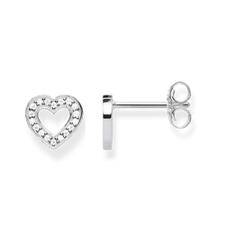 """ear studs """"Hearts Small"""" from the Glam & Soul collection in the THOMAS SABO online store"""