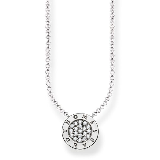 necklace classic pavé from the Glam & Soul collection in the THOMAS SABO online store