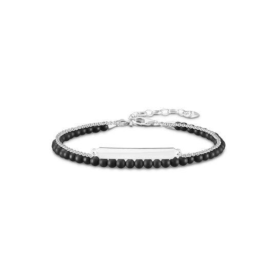 Armband Schwarz aus der  Kollektion im Online Shop von THOMAS SABO