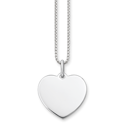 "necklace ""heart"" from the Love Bridge collection in the THOMAS SABO online store"