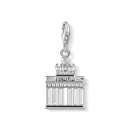 Charm pendant Brandenburg Gate from the Charm Club collection in the THOMAS SABO online store