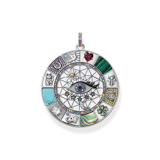 Pendant amulet magical lucky symbols from the  collection in the THOMAS SABO online store