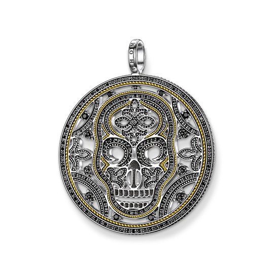 pendant diamond skull from the Rebel at heart collection in the THOMAS SABO online store