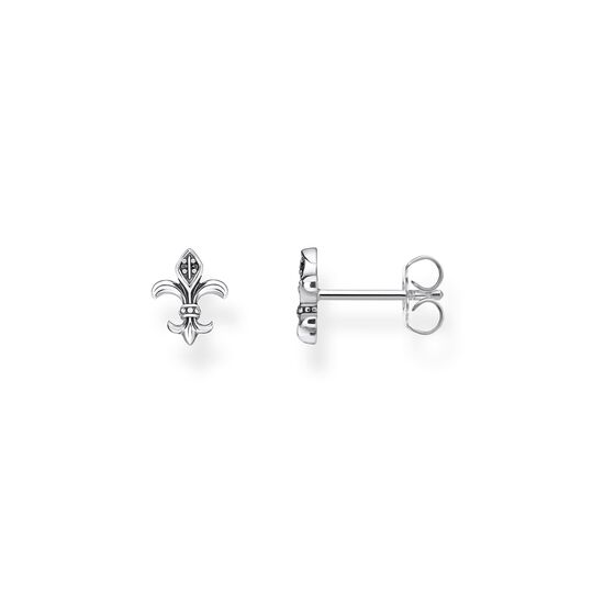 ear studs fleur-de-lis from the  collection in the THOMAS SABO online store