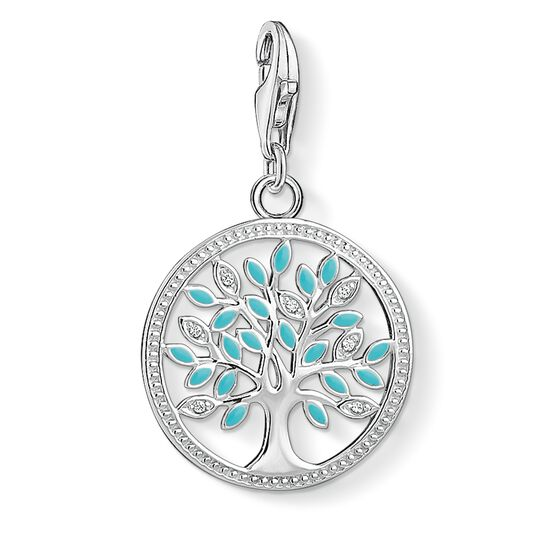 4a946025a7ed8 Charm pendant  quot Tree of Love quot  from the collection in the THOMAS  SABO online