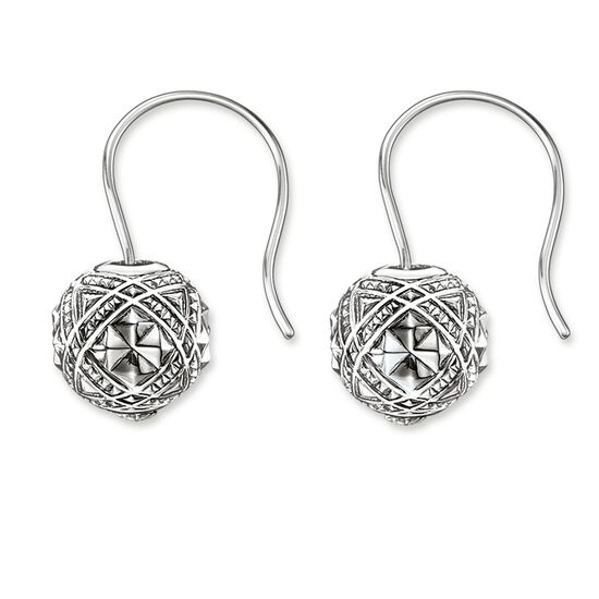earrings from the Karma Beads collection in the THOMAS SABO online store
