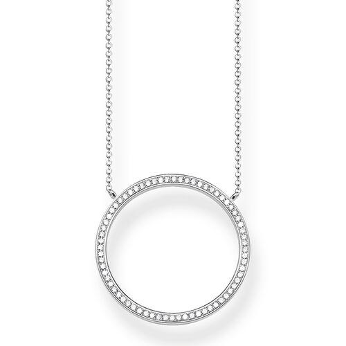 """cadena """"Círculo grande"""" de la colección Glam & Soul en la tienda online de THOMAS SABO"""
