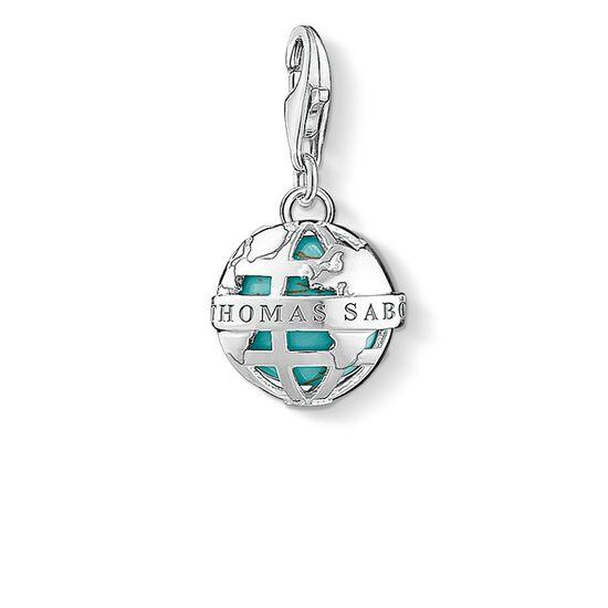 """pendentif Charm """"globe terrestre"""" de la collection  dans la boutique en ligne de THOMAS SABO"""