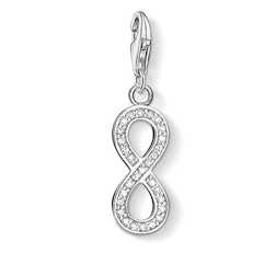 "Charm pendant ""infinity"" from the  collection in the THOMAS SABO online store"