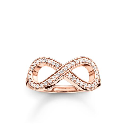ring infinity from the Glam & Soul collection in the THOMAS SABO online store