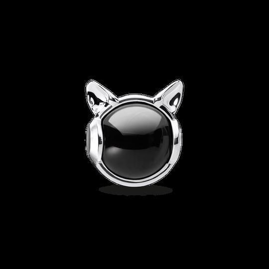 Bead Katzenohren silber aus der Karma Beads Kollektion im Online Shop von THOMAS SABO