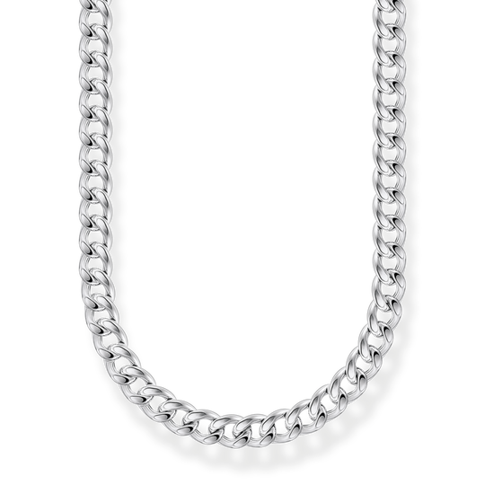 Necklace links silver from the Glam & Soul collection in the THOMAS SABO online store