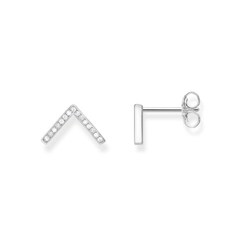 """clous d'oreilles """"V"""" de la collection Glam & Soul dans la boutique en ligne de THOMAS SABO"""