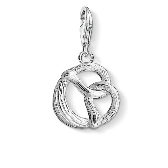Charm pendant pretzel from the  collection in the THOMAS SABO online store