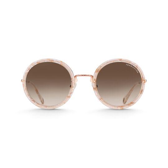 Solglasögon Romy runda etno ur kollektionen  i THOMAS SABO:s onlineshop