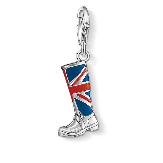 "ciondolo Charm ""stivale Gran Bretagna"" from the  collection in the THOMAS SABO online store"