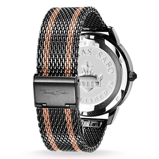 Orologio da uomo from the Rebel at heart collection in the THOMAS SABO online store