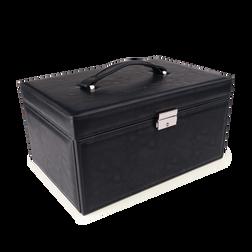 Schmuckkoffer groß schwarz beige aus der  Kollektion im Online Shop von THOMAS SABO