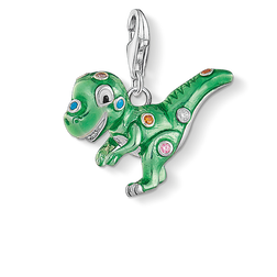 Charm pendant dinosaur from the Charm Club Collection collection in the THOMAS SABO online store