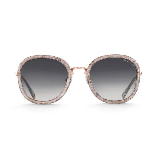 Solglasögon mia kvadratiska grå ur kollektionen  i THOMAS SABO:s onlineshop