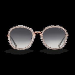 Sonnenbrille Quadratisch Mia Grau aus der  Kollektion im Online Shop von THOMAS SABO