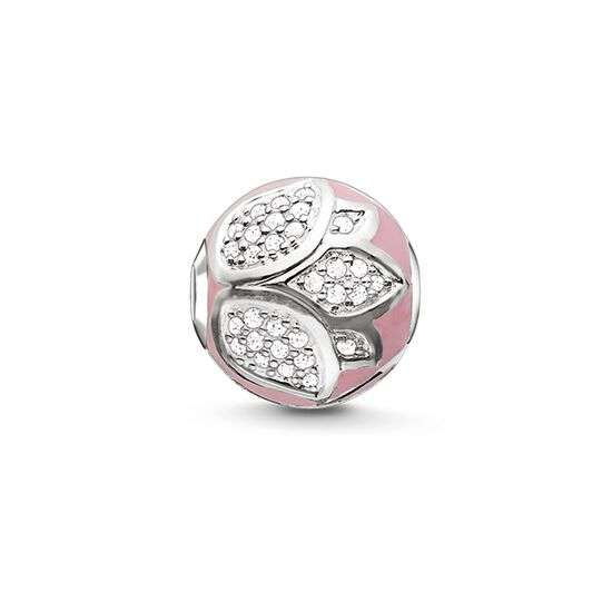 "Bead ""pink lotus blossom"" from the Karma Beads collection in the THOMAS SABO online store"