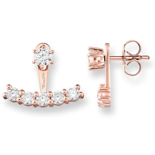 ear studs Ear Jackets from the Glam & Soul collection in the THOMAS SABO online store