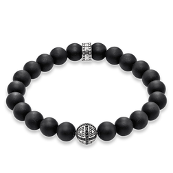 bracelet cross from the Rebel at heart collection in the THOMAS SABO online store
