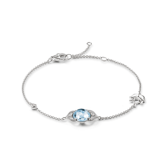 bracelet throat chakra from the Chakras collection in the THOMAS SABO online store