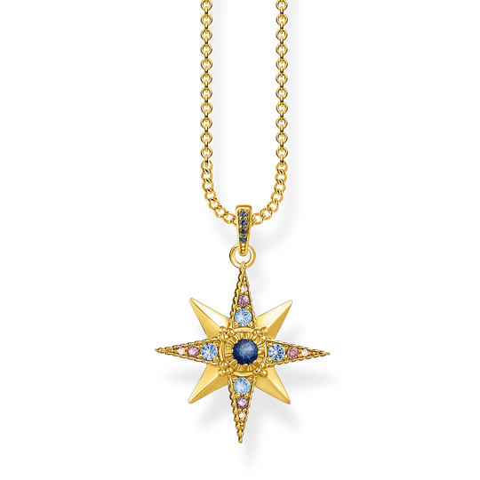 necklace Royalty Star from the Glam & Soul collection in the THOMAS SABO online store