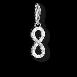 Thomas Sabo Thomas Sabo Charm pendant keys white DC0026-725-14 8VAEJqcPu