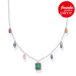 necklace Colourful lucky symbols, silver from the Glam & Soul collection in the THOMAS SABO online store