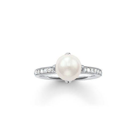 ring pearl from the  collection in the THOMAS SABO online store