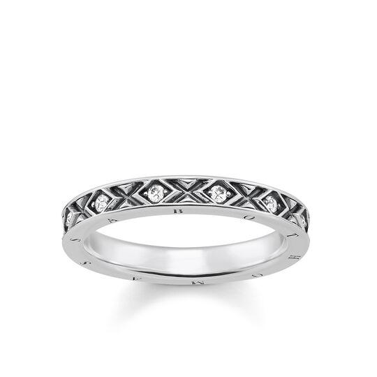 Ring asiatische Ornamente aus der Glam & Soul Kollektion im Online Shop von THOMAS SABO