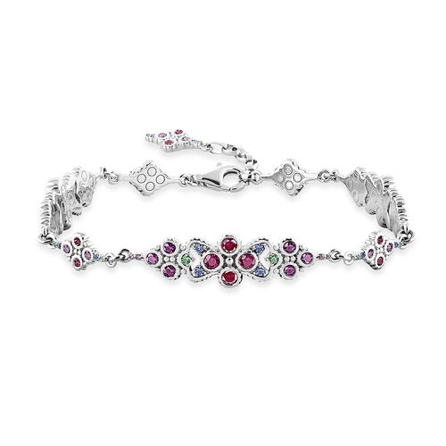 """bracelet """"Royalty Colourful Stones"""" from the Glam & Soul collection in the THOMAS SABO online store"""