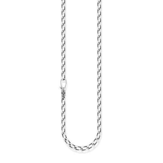 Necklace links silver cross from the Rebel at heart collection in the THOMAS SABO online store