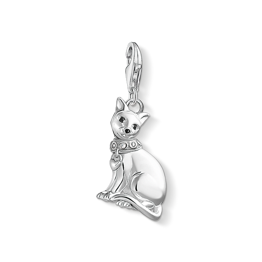 Charm pendant Siamese cat from the Charm Club collection in the THOMAS SABO online store
