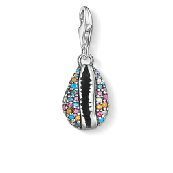 "Charm pendant ""seashell"" from the  collection in the THOMAS SABO online store"